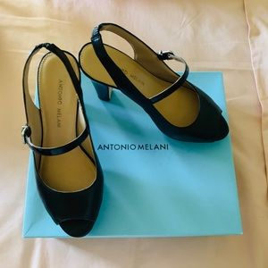 Antonio Milani Heels (Size: 7 1/2)
